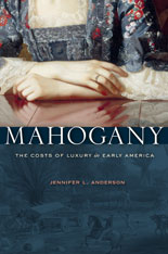 Cover: Mahogany in HARDCOVER