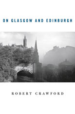 Cover: On Glasgow and Edinburgh in HARDCOVER