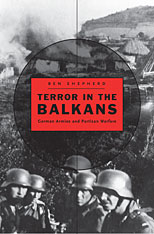 Cover: Terror in the Balkans in HARDCOVER