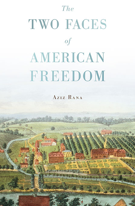 Cover: The Two Faces of American Freedom, from Harvard University Press
