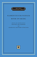 Cover: Book on Music in HARDCOVER
