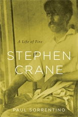 Cover: Stephen Crane: A Life of Fire
