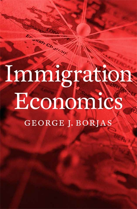 Cover: Immigration Economics, from Harvard University Press