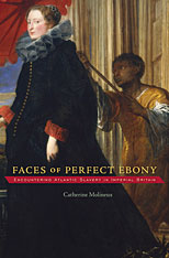 Cover: Faces of Perfect Ebony in HARDCOVER
