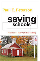 Cover: Saving Schools in HARDCOVER