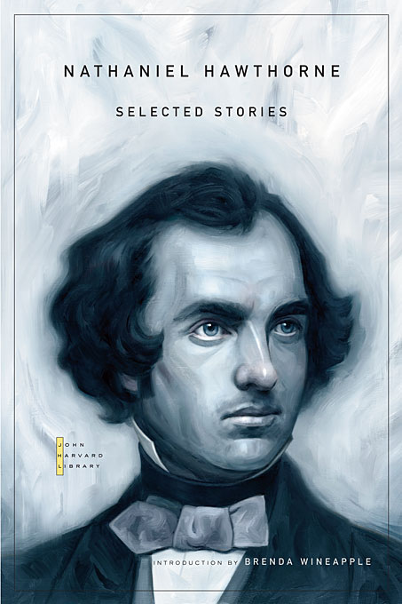 Cover: Selected Stories, from Harvard University Press
