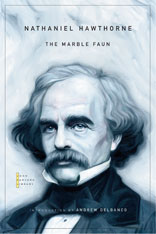 Cover: The Marble Faun in PAPERBACK