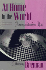 Cover: At Home in the World: Cosmopolitanism Now