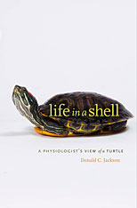 Cover: Life in a Shell in HARDCOVER
