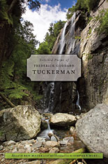 Cover: Selected Poems of Frederick Goddard Tuckerman in HARDCOVER