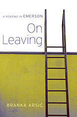 Cover: On Leaving: A Reading in Emerson