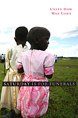 Cover: Saturday Is for Funerals in HARDCOVER