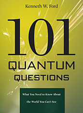 Cover: 101 Quantum Questions in HARDCOVER