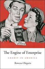 Cover: The Engine of Enterprise in HARDCOVER
