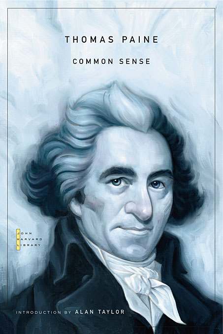 Cover: Common Sense, from Harvard University Press