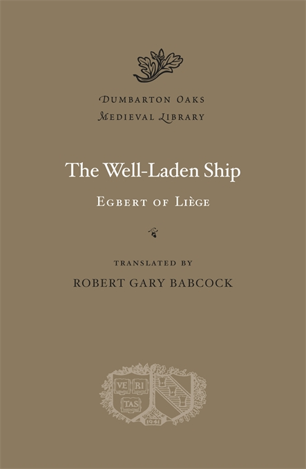 Cover: The Well-Laden Ship, from Harvard University Press