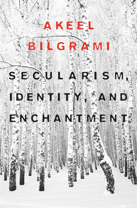 Cover: Secularism, Identity, and Enchantment, from Harvard University Press