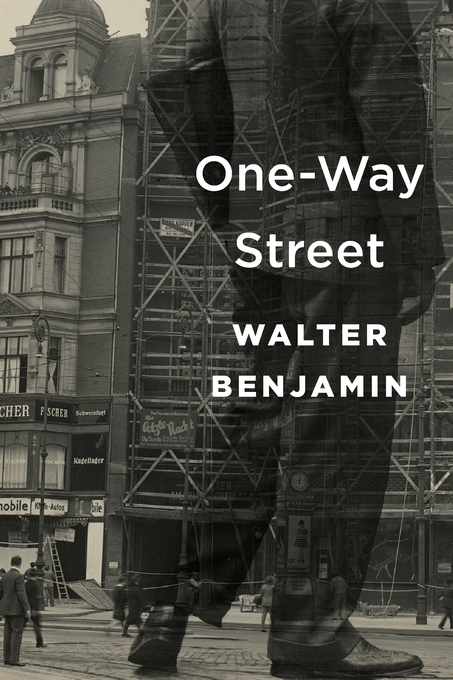 Cover: One-Way Street, from Harvard University Press