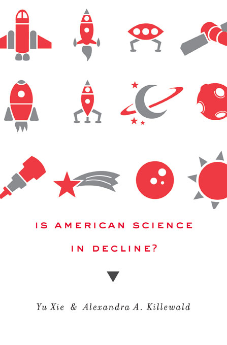 Cover: Is American Science in Decline?, from Harvard University Press