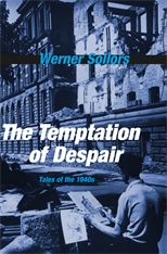 Cover: The Temptation of Despair: Tales of the 1940s
