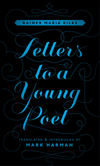 Cover: Letters to a Young Poet, from Harvard University Press