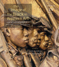 Cover: The Image of the Black in Western Art, Volume IV: From the American Revolution to World War I, Part 1: Slaves and Liberators in HARDCOVER