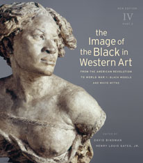 Cover: The Image of the Black in Western Art, Volume IV: From the American Revolution to World War I, Part 2: Black Models and White Myths in HARDCOVER