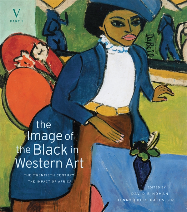 Cover: The Image of the Black in Western Art, Volume V: The Twentieth Century, Part 1: The Impact of Africa, from Harvard University Press