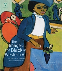 Cover: The Image of the Black in Western Art, Volume V: The Twentieth Century, Part 1: The Impact of Africa in HARDCOVER
