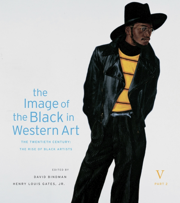 Cover: The Image of the Black in Western Art, Volume V: The Twentieth Century, Part 2: The Rise of Black Artists, from Harvard University Press