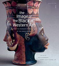 Cover: The Image of the Black in Western Art, Volume I: From the Pharaohs to the Fall of the Roman Empire in HARDCOVER