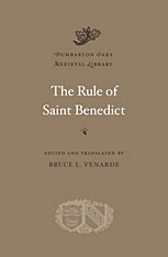 Cover: The Rule of Saint Benedict