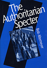 Cover: The Authoritarian Specter in HARDCOVER