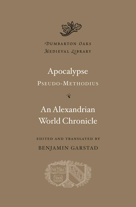 Cover: Apocalypse. An Alexandrian World Chronicle, from Harvard University Press