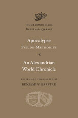 Cover: Apocalypse. An Alexandrian World Chronicle in HARDCOVER