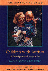 Cover: Children with Autism: A Developmental Perspective