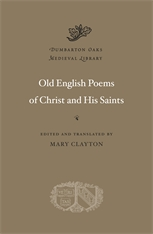 Cover: Old English Poems of Christ and His Saints
