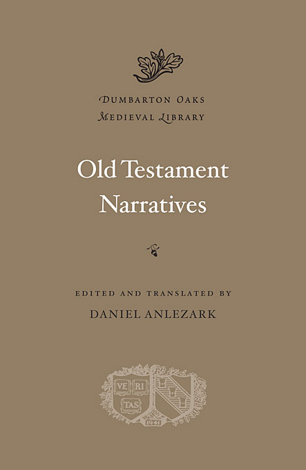 Cover: Old Testament Narratives, from Harvard University Press