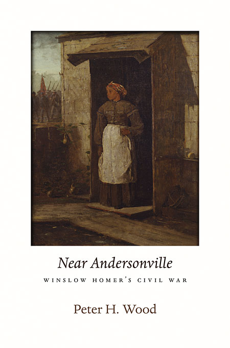Cover: <i>Near Andersonville</i>: Winslow Homer's Civil War, from Harvard University Press