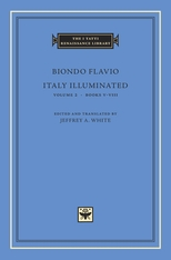 Cover: Italy Illuminated, Volume 2: Books V–VIII