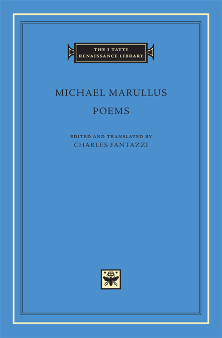 Cover: Poems, from Harvard University Press