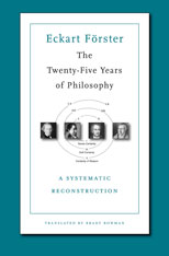 Cover: The Twenty-Five Years of Philosophy in HARDCOVER