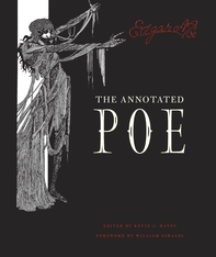 Cover: The Annotated Poe in HARDCOVER