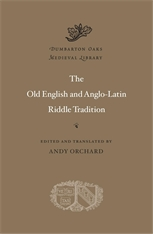 Cover: The Old English and Anglo-Latin Riddle Tradition