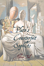 Cover: Plato's Counterfeit Sophists in PAPERBACK