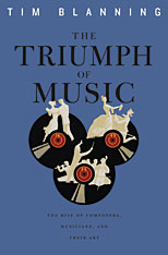 Cover: The Triumph of Music in PAPERBACK