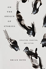 Cover: On the Origin of Stories in PAPERBACK