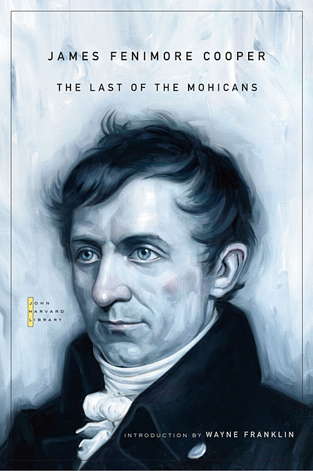 Cover: The Last of the Mohicans, from Harvard University Press