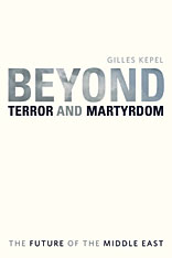 Cover: Beyond Terror and Martyrdom in PAPERBACK