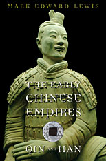 Cover: The Early Chinese Empires in PAPERBACK